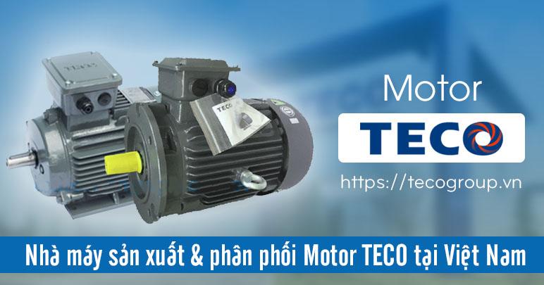 Đại lý Motor TECO Việt Nam