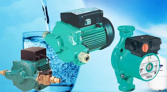 Máy bơm nước tăng áp được sử dụng rất nhiều hiện nay