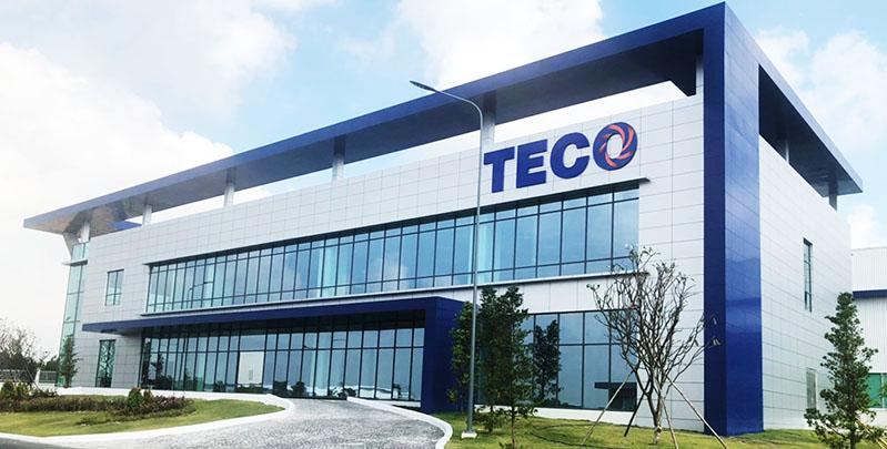 Nhà máy Motor TECO tại Việt Nam