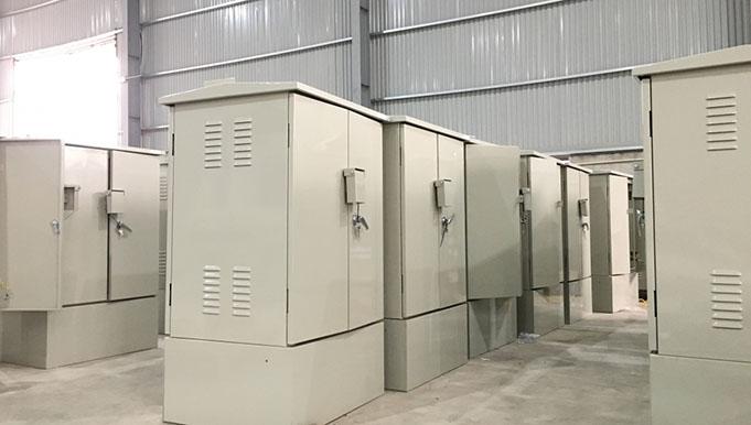 Nhà sản xuất & phân phối tủ điện công nghiệp giá rẻ