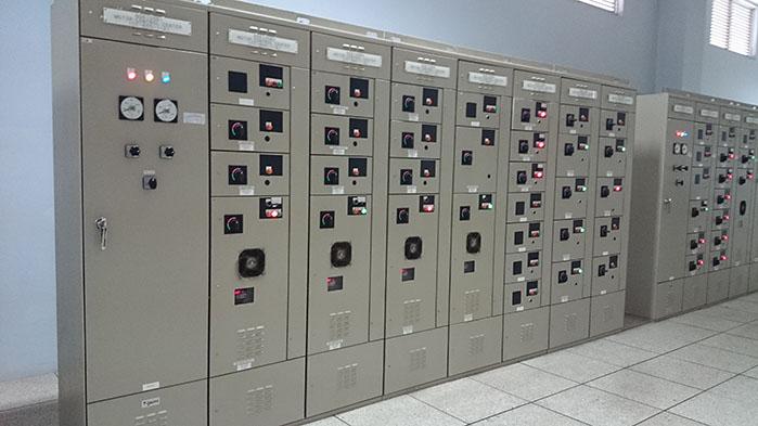Tủ điện trung tâm