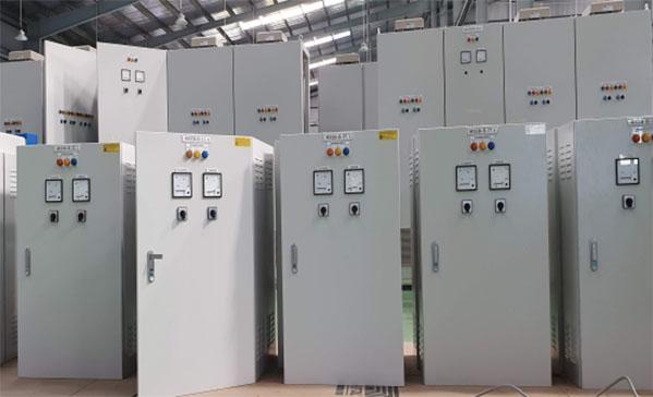 Vỏ tủ điện được sơn tĩnh điện cho độ bền cao