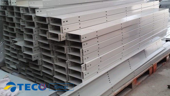 Máng cáp - Cable Trunking