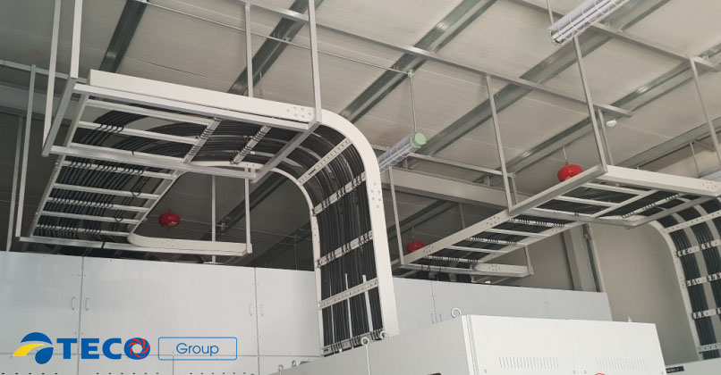 Thang cáp - Cable ladder
